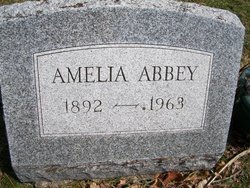 Amelia Ida <i>McConnell</i> Abbey