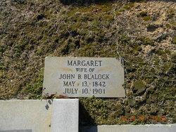 Margaret <i>Dixon</i> Blalock
