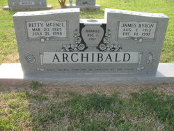 Betty Archibald