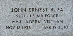 John Ernst Buza