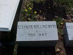 Eleanor Bolling <i>Flood</i> Byrd
