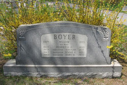 Henrietta D <i>Ritter</i> Boyer