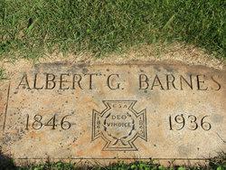 Albert Gallatin Barnes