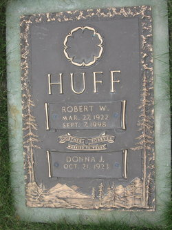 Donna Jean GG <i>Russell</i> Huff
