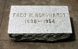 Fred William Borgwardt