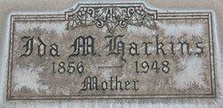 Ida May <i>Yeoman</i> Harkins