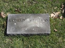 Katherine M. Freeman