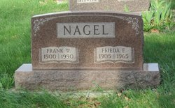 Frieda Elnora Nagel