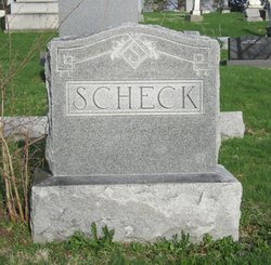 Mary Anna <i>Stief</i> Scheck