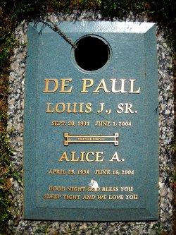 Louis J DePaul