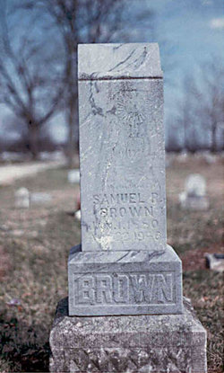 Samuel Riley Brown