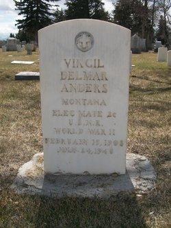 Virgil Delmar Anders