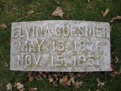 Elvina <i>Guesnier</i> Bishop