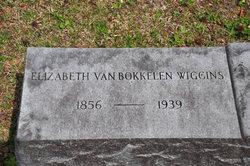 Elizabeth <i>Van Bokkelen</i> Wiggins