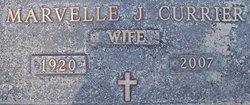 Marvelle J Currier