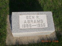 Benjamin Ray Abrams