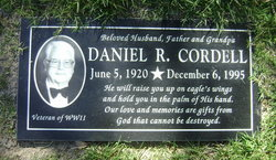 Daniel Richard Cordell
