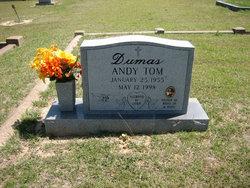 Andy Tom Dumas