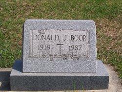 Donald Joseph Don Boor