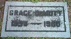 Grace I. <i>Banke</i> DeMott