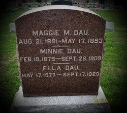Maggie M Adams