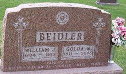 Golda Marie <i>Caywood</i> Beidler