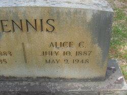 Alice Agnes <i>Caver</i> Dennis