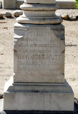 Rev Joseph Jose Mutt