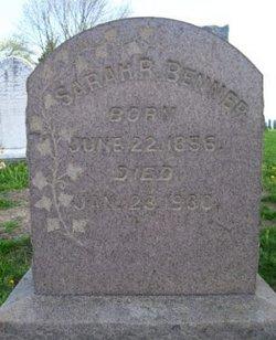 Sarah R. <i>Keeley</i> Benner