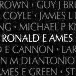 Ronald Edward Ames