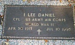 I. Lee Daniel