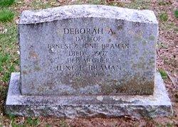 Deborah A Braman