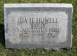 Ida H <i>Howell</i> Bird