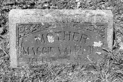 Margaret Mary Maggie <i>Tipton</i> Valentine