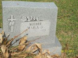 Maria <i>Ortiz</i> Aguilar