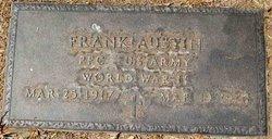 PFC Frank Austin