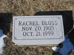 Rachel Bloss