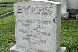 Mary Amanda <i>Strike</i> Byers