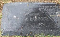 Myrtle A. <i>Perry</i> Babcock