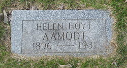 Helen <i>Hoyt</i> Aamodt
