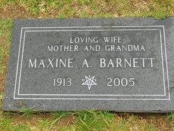 Maxine A. Barnett