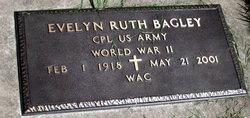 Evelyn Ruth <i>Johnson</i> Bagley