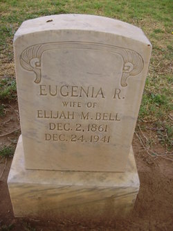 Eugenia Rebecca <i>Dodson</i> Bell