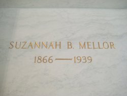 Suzannah B Tute <i>Miller</i> Mellor