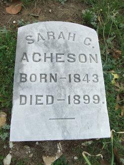 Sarah C Acheson
