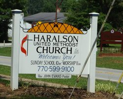 Haralson United Methodist Church Cemetery