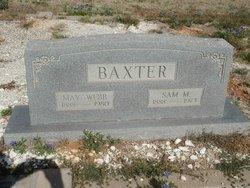 Sam M Baxter