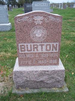 Effie Estella <i>Daniel</i> Burton