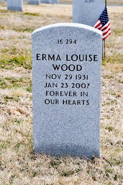 Erma Louise Wood