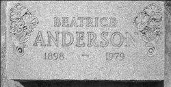 Beatrice Anderson